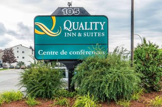 Quality Inn & Suites & Conference Centre