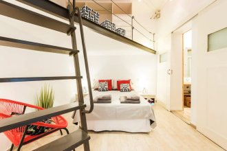 Apartment With one Bedroom in Madrid