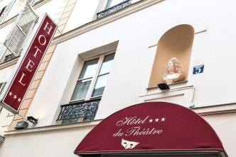 Hotel du Théâtre by Patrick Hayat