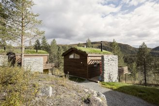 Bjørnfjell Mountain Lodge