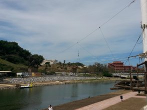 Apartment With 2 Bedrooms in Fuengirola - 10 m From the Beach