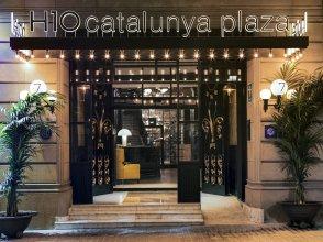 Отель H10 Catalunya Plaza Boutique Hotel