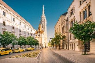 Grand Budapest Premium Apartments @ Buda Castle