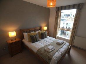 Penthouse Apartment In Edinburghs City Centre