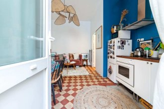 Homely 1BR Apartment for 2 in Pigalle