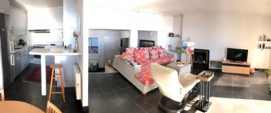 Apartment With 2 Bedrooms in Roses, With Wonderful sea View, Furnished Balcony and Wifi - 10 m From the Beach