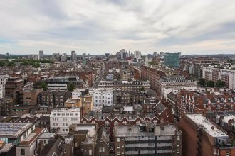 2 Bedroom Flat in Marylebone With Views