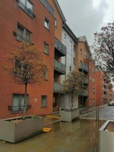 Bright, Spacious 2BR Ancoats Apt for 4 W/balcony