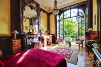 Luxury apartment - garden access Monceau