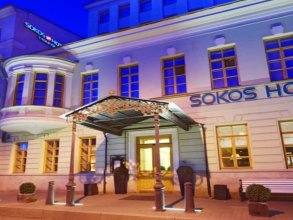 Отель Solo Sokos Vasilievsky