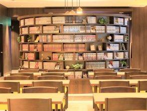 Quintessa Hotel Fukuoka Tenjin Comic and Books