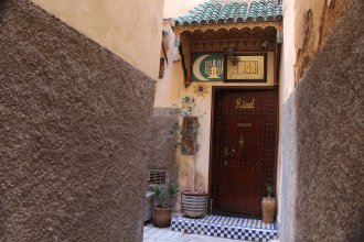 Riad Les Idrissides