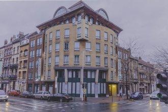 Aparthotel Brussels Midi