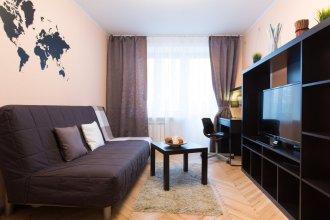 Lux 3-ya Krasnogvardejskaya 8 Apartments