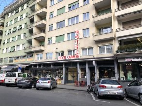 Hôtel Carmen SA
