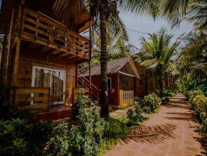 OYO 14147 Home Beach Facing Cottages Morjim