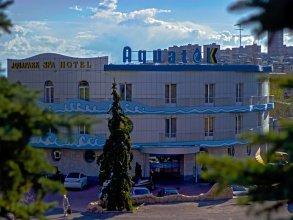 Отель Aquatek Resort and SPA