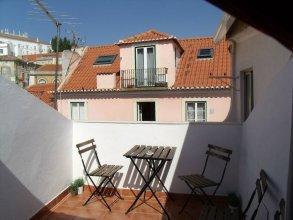 Lisbon Alfama - Pantheon Apartments