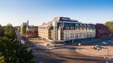 Отель Виктория