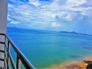 View Talay 8 Superb sea View Studio Apartment Pattaya