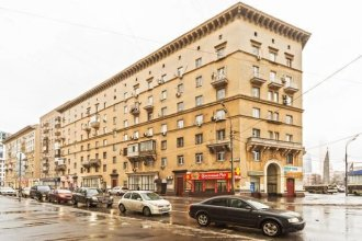 Moscow Apartments Kutuzovsky