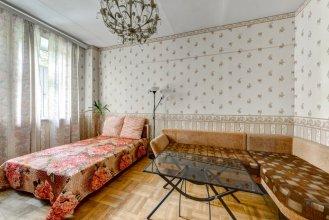 Domumetro Na Akademicheskoj Apartments