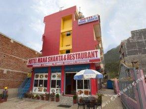 Spot on 488 Hotel Mana Shanta