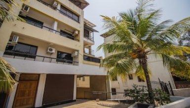 OYO 13014 Home Scenic View Studio Dona Paula Beach