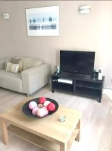 Apartment With 2 Bedrooms in Greater London, With Wonderful City View, Furnished Balcony and Wifi