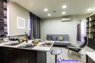 Апартаменты Rhodes Central Suite