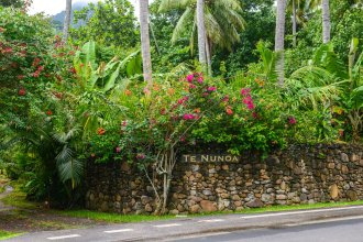 Te Nunoa Private Garden Bungalow