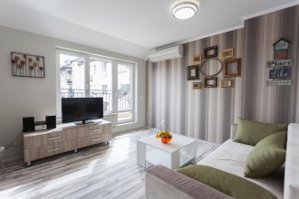 Sofia Art Gallery Vacation Apartments