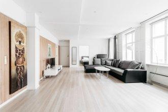 120m2 Apartment in Nyhavn