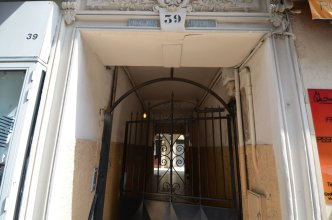 Apartment 5 persons near Place du Pin in Port of Nice district