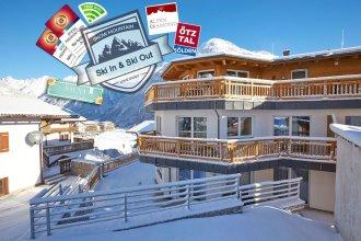 Alpendiamond Sölden Luxus Appartements