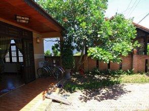Garden House For Family