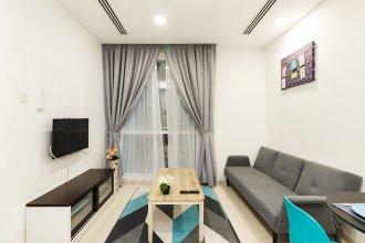 OYO Home 544 Premium 1BR Binjai 8 Suite