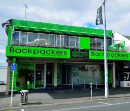 Backpackers Central Hamilton
