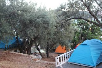 Can Tent Camping