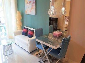 Grand Caribbean Resort Pattaya 1 Bedroom 4th Floor