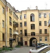 Interior apartment on Mokhovaya 14
