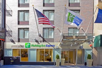 Holiday Inn Express New York City- Wall Street, an IHG Hotel
