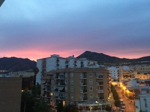 Apartment With 2 Bedrooms in Benalmadena, With Wonderful sea View, Poo