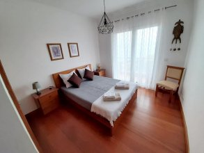 Apartment With 2 Bedrooms in Caniço, With Wonderful sea View, Furnished Balcony and Wifi - 200 m From the Beach
