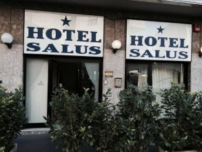Hotel New Salus (formerly Hotel Salus).