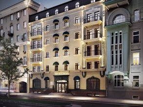 Отель Hartwell Москва