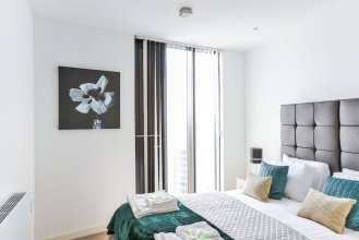 High Living Cosy Flat Next to Zone 1
