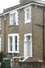 Super 2 bed flat in Greenwich