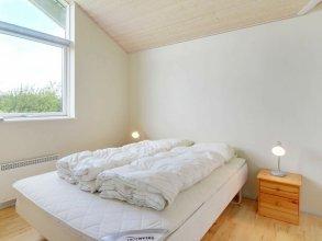 Comfortable Apartment in Hemmet With Sauna
