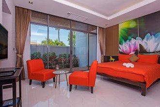 Luxury 4 Bed Pool Villa